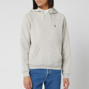 Polo Ralph Lauren Women's Lightweight Hoody - Light Sport Heather
