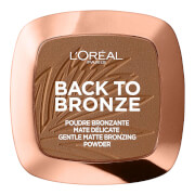 L'Oréal Paris Wake up and Glow Back to Bronze Bronzer - 02 Sunkiss 7.5g