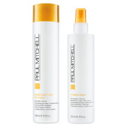Paul Mitchell Baby Don't Cry Duo Gift Set (Worth $41.90)