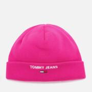 Tommy Jeans Women's Sport Beanie - Pink Glo