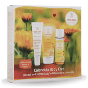 Weleda Calendula Baby Care Starter Pack (Worth $26.95)