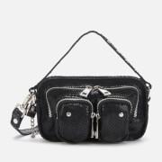Núnoo Women's Helena Snake Cross Body Bag - Black
