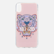 KENZO Women's iPhone XS Max Tiger Head Phone Case - Pink