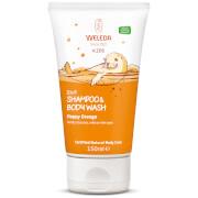 Weleda Kids Shampoo and Body Wash Happy Orange 150ml