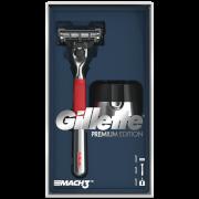 Gillette Mach3 Geschenkset mit Rasierer & Halter