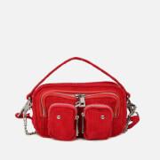 Núnoo Women's Helena Corduroy Cross Body Bag - Red