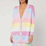 Olivia Rubin Women's Mika Cardigan - Pastel Stripe