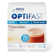OPTIFAST Shakes - Chocolate - Box of 8
