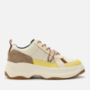 Vagabond Women's Indicator 2.0 Chunky Trainers - Off White Multi