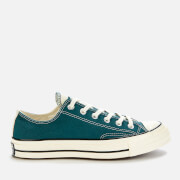 Converse Men's Chuck 70 Twisted Tongue Ox Trainers - Faded Spruce/Black/Egret