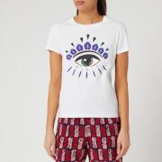 KENZO Women's Classic Eye T-Shirt - White