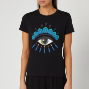 KENZO Women's Classic Eye T-Shirt - Black