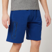 KENZO Men's Technical Mesh Shorts - Navy Blue