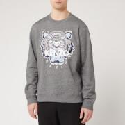 KENZO Men's Classic Tiger Sweatshirt - Anthracite
