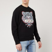 KENZO Men's Classic Tiger Sweatshirt - Black