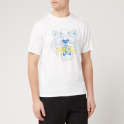 KENZO Men's Classic Tiger T-Shirt - White