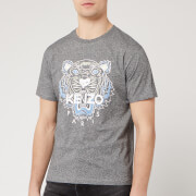 KENZO Men's Classic Tiger T-Shirt - Anthracite