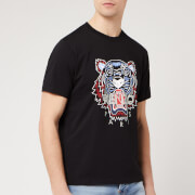 KENZO Men's Classic Tiger T-Shirt - Black