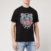 KENZO Men's Silicone Scuba T-Shirt - Black