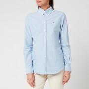 Polo Ralph Lauren Women's Kendal Long Sleeve Shirt - BSR Blue