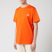 Wooyoungmi Men's Basic T-Shirt - Orange