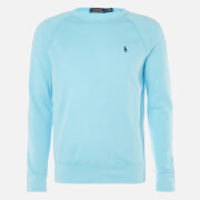 Polo Ralph Lauren Men's Towelling Lightweight Sweatshirt - Neptune