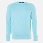 Polo Ralph Lauren Men's Towelling Lightweight Sweatshirt - Neptune