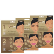 yes to Coconut 2-Step Lip Kit: Pucker up! (Pack of 3)