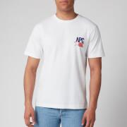 A.P.C. Men's Marcellus T-Shirt - Blanc