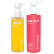 Skin Juice Cleanse and Tone Set