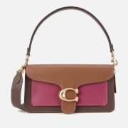 Coach Women's Colorblock Tabby Shoulder Bag 26 - Hibiscus Multi