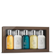 Molton Brown The Body & Hair Travel Collection (Worth £34.00)