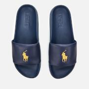 Polo Ralph Lauren Men's Cayson Slide Sandals - Newport Navy/Gold