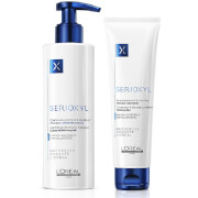 L'Oréal Professionnel Serioxyl Shampoo and Conditioner Duo - Coloured Hair