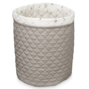 Cam Cam Quilted Storage Basket - Large - Hazel