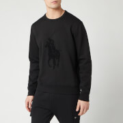 Polo Ralph Lauren Men's Big Pony Sweatshirt - Polo Black