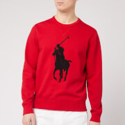 Polo Ralph Lauren Men's Big Pony Sweatshirt - RL 2000 Red