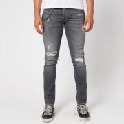 Tramarossa Men's 1980 Ripped Jeans - Denim Comfort Grey