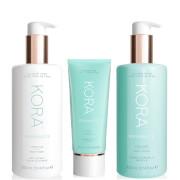 Kora Organics Body Trio