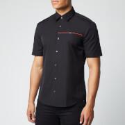 HUGO Men's Ermino Shirt - Black