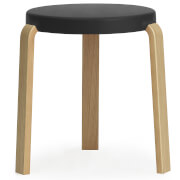 Normann Copenhagen Tap Stool Oak - Black