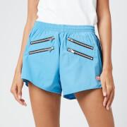 adidas X Lotta Volkova Women's Zip Shorts - Blue