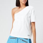 adidas X Lotta Volkova Women's Ringer T-Shirt - White