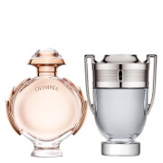 Paco Rabanne His and Hers 50ml Limited Edition Bundle (Worth £112.00)
