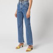 Simon Miller Women's Bell Jeans - Sandy Vintage Wash