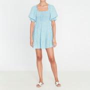 Faithfull the Brand Women's Charlotte Mini Dress - Ana Floral