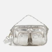 Núnoo Women's Helena Candy Cross Body Bag - Silver