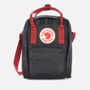 Fjallraven Kanken Sling Bag - Black/Ox Red