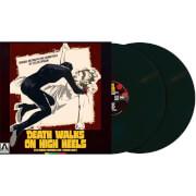 Death Walks On High Heels (Standard Black Vinyl)