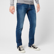 Jacob Cohen Men's Red Badge Slim Denim Jeans - Blue